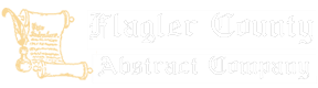 Flagler County Abstract Logo